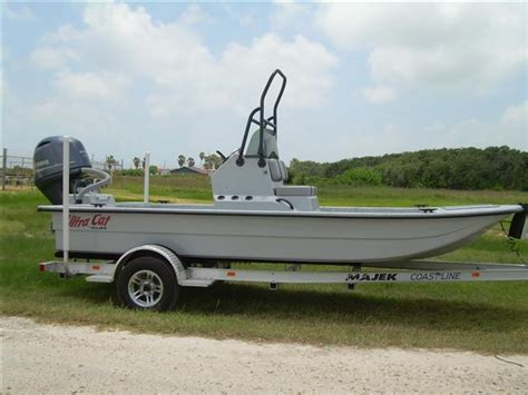 majek boats ultra cat majek 18 ultra cat boats for sale