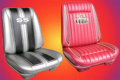 legendary upholstery new from legendary interiors restomod interior trim and