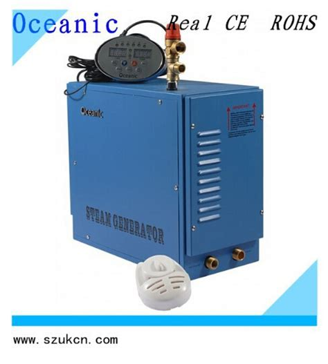 home steam powered generator for shower family steam