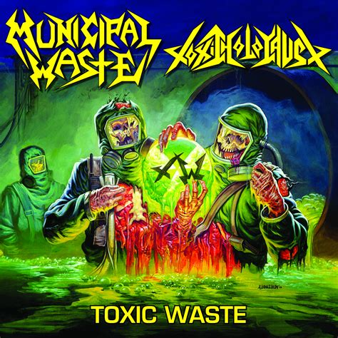 municipal waste toxic holocaust toxic waste split