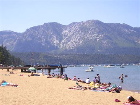 friendly beaches lake tahoe lake tahoe wallpaper