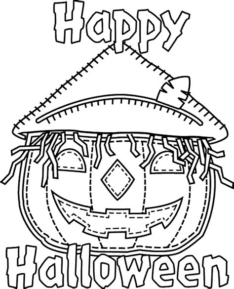 halloween coloring pages large free printable halloween coloring pages pinteres