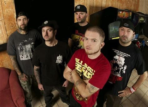 Hatebreed Band Musik hatebreed bands and band members rock