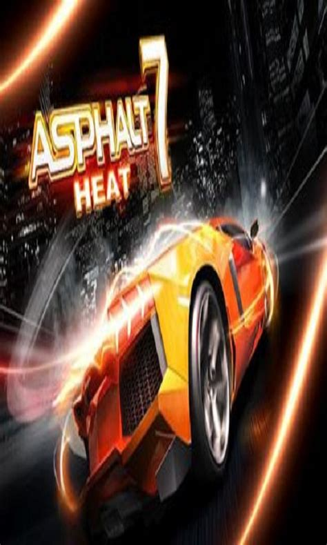 asphalt 7 heat apk free free asphalt 7 heat car racing apk for android getjar