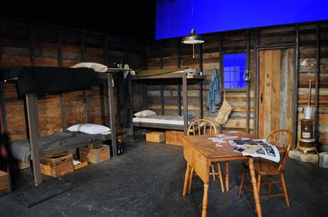 men s house of mice and men opens tomorrow night at providence players of fairfax by chip