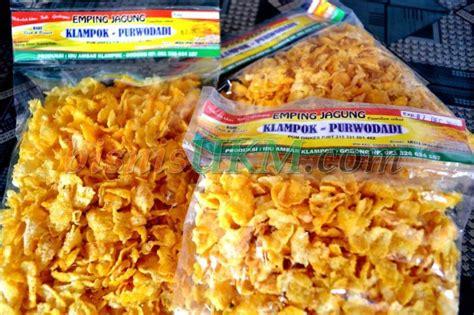 peluang bisnis camilan jagung renyah  banjir untung