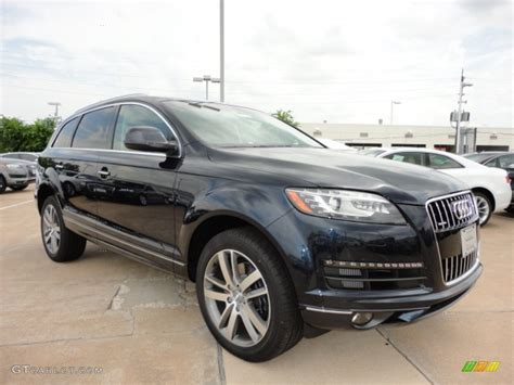 2012 cobalt blue metallic audi q7 3 0 tdi quattro 67566319 gtcarlot car color galleries