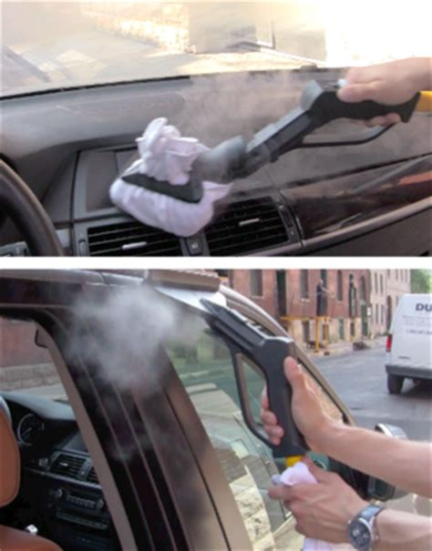 Steam Clean Car Upholstery by The Many Usage Of Steam Cleaners Using Steam Cleaner