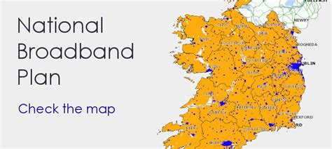 national broadband map broadband scheme a golden opportunity to level pitch encourage investment and create