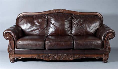 Oversized Leather Sectional Sofa Oversized Chocolate Leather Sofa