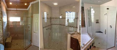 Dixie Plumbing Jupiter Fl by Frameless And Traditional Bath Enclosures