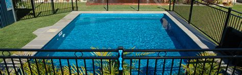 Inground Pool Designs by Above Ground Pools Semi Inground Pools Amp Inground Pools