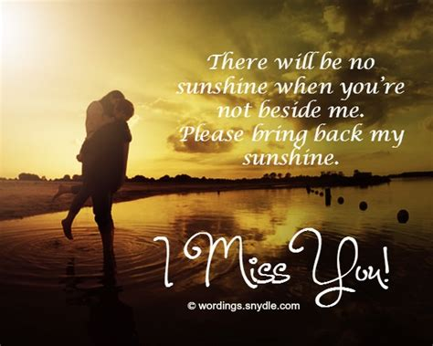 i miss you messages for girlfriend wordings and messages