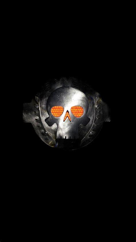 wallpaper iphone skull metal skull wallpaper free iphone wallpapers
