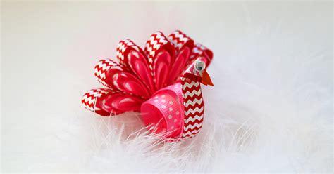 tutorial html com i like big bows peacock ribbon sculpture tutorial