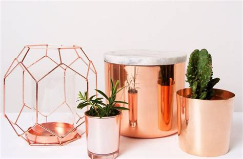 copper decor for home 40 summer living room decor pieces to brighten your home