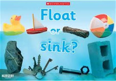 why do things sink or float facts about sink and float easy science for