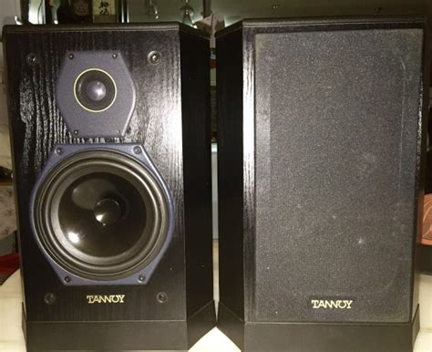 tannoy bookshelf speaker used