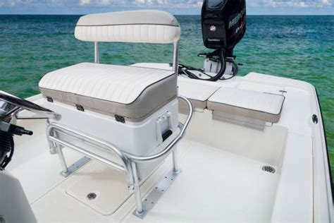bay boat cooler seat playing mako 21 lts 2015 mako powered by