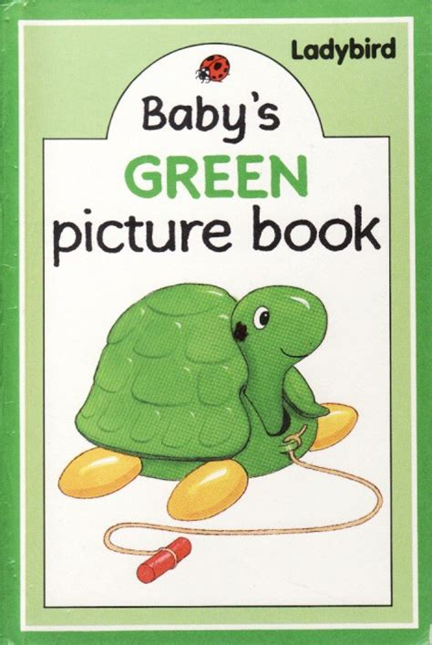 picture book for baby baby s green picture book ladybird baby picture books