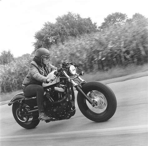 Motorrad Mit Hohem Lenker xl 1200 forty eight fehling m lenker s 1 milwaukee v