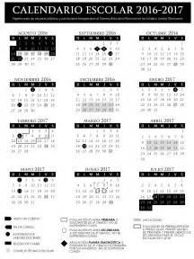 Calendario 2018 A Udg Calendario Escolar Oficial Sep 2017 2018