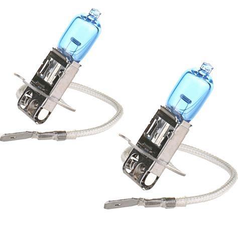 halogen light for cars 2x 12v 100w h3 white led halogen car driving