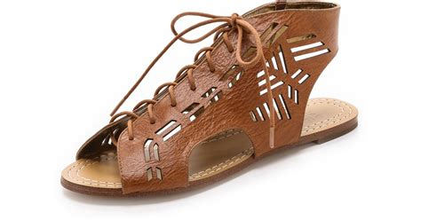 Twelfth St By Cynthia Vincent Wedges by Twelfth Cynthia Vincent Winima Laser Cut Sandals In