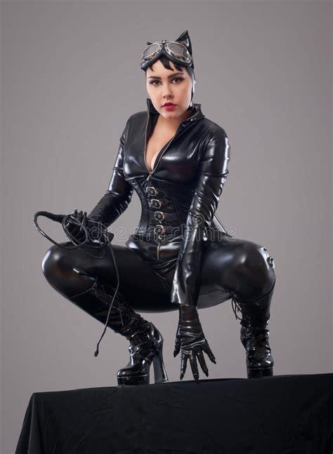 imagenes jpg en latex catwoman stock photo image of beauty batman curvy