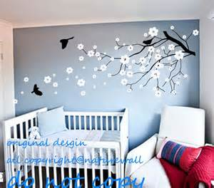 Vinyl Tree Wall Decals For Nursery 9 Best Images About Baby Nursery On