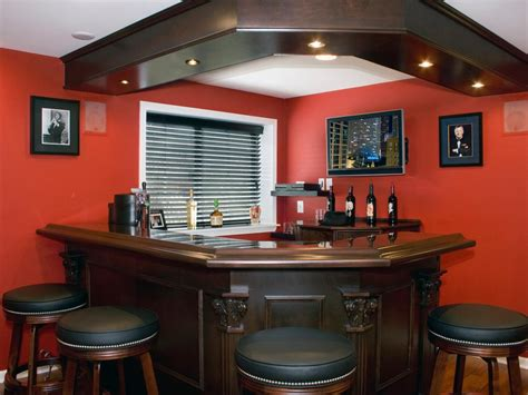 Basement Bar Designs 13 great design ideas for basement bars decorating and design ideas for interior rooms hgtv
