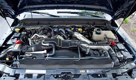ford  series super duty  liter  powerstroke diesel engine ford   blog