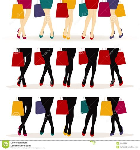 Leg Colorful fashion legs in colorful shoes stock image cartoondealer