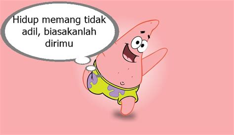 quote lucu serial spongebob  nggak  inspiratif