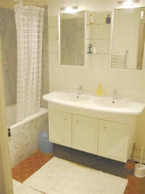 Bath Hand Shower apartment rue monge