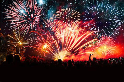 2017 Colors Of The Year chemist explains the science behind fireworks