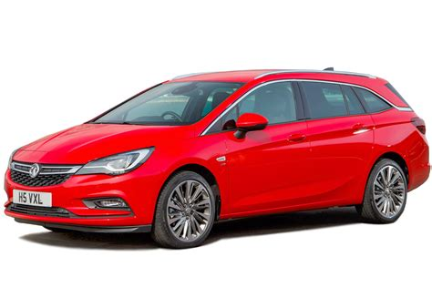 vauxhall astra vauxhall astra sports tourer estate prices