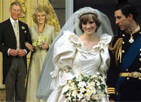 prince charles princess diana prince charles cried before marrying diana begged camilla to call wedding