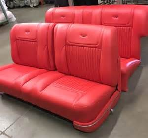 Front Bench Seat Covers Ciadella Custom Chevrolet Interiors