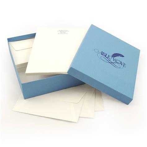 premium writing paper headed writing paper set white