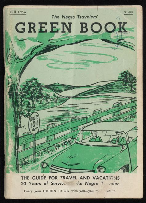 green book  black travelers guide  jim crow
