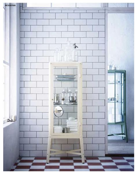 fabrikor ikea paper parade co bathroom nook