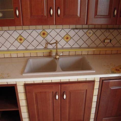 lavelli per cucine in muratura awesome lavelli in muratura per cucina ideas