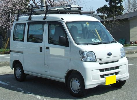 subaru sambar van 2015 subaru mini vans autos post
