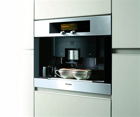 miele built coffee maker specs