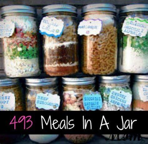 meals in a jar best 25 meals in a jar ideas on pinterest mason jar
