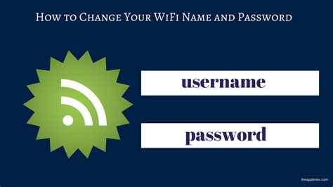 How To Change Wifi Password And Name On Mac