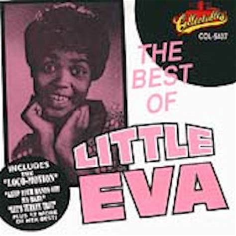little eva swinging on a star dimension album discography