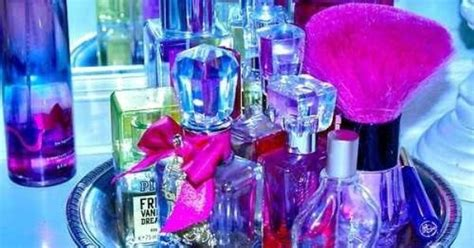 7 Perfumes For The Girly by My Pins Follow Me On Landlipstick
