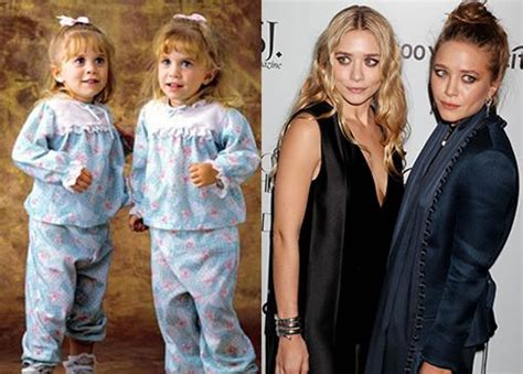 mary kate and ashley then and now then and now